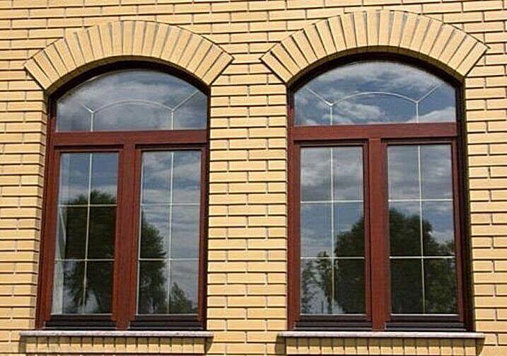 Внешняя ламинация окна