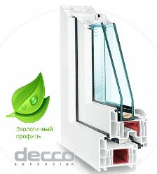 Пластиковые окна DECCO